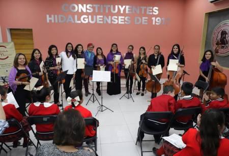 Conmemora Camerata Renaissance de la UAEH lucha de las mujeres por la igualdad1