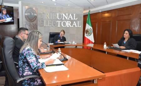 Determinan magistrados improcedencia y reencauce de juicio presentado por aspirantes a candidatos del PAN