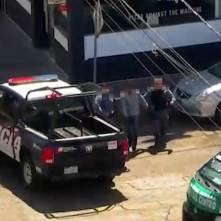 Detienen en Pachuca a presunto desvalijador de vehículos2