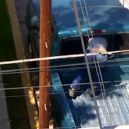 Detienen en Pachuca a presunto desvalijador de vehículos3