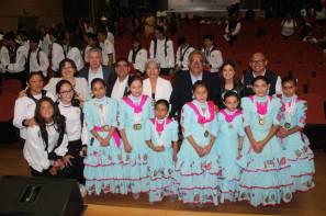 Gobierno de Hidalgo entregó estímulos económicos a medallistas y entrenadores del SNC 2019
