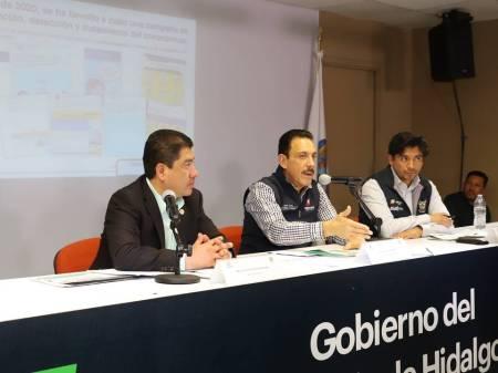 Hidalgo cuenta con un plan de contingencia ante el coronavirus2