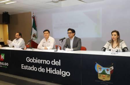 Hidalgo fortalece escudo contra coronavirus, con dotación alimentaria