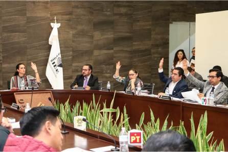 IEEH aprueba topes de campaña para el Proceso Electoral Local 2019-2020