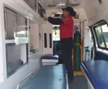 Implementan medidas de prevención de contagio en dependencias de seguridad de Santiago Tulantepec1