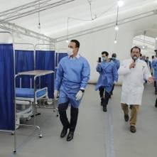 Información permanente sobre coronavirus y cifras reales, compromiso de Omar Fayad con la sociedad2