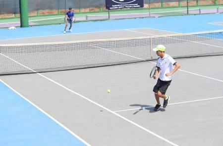 Inicia la fase macro regional con la disciplina de tenis