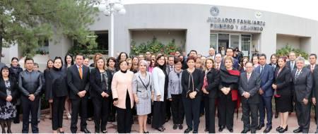 Jueces mantienen paz social y estado de derecho