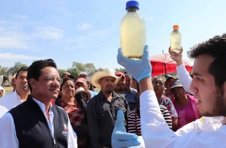 Más de 69 millones 900 mil pesos han sido invertidos en materia ambiental en la región Tula – Tepeji2