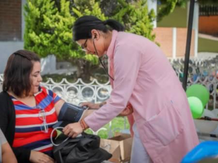 Mineral de la Reforma, alista Jornada de Salud en el marco del Día Internacional de la Mujer2