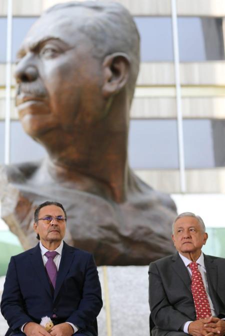 PEMEX celebra el 82 aniversario de la expropiación petrolera