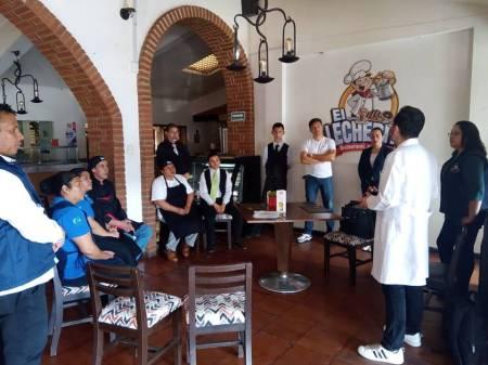 Realiza Mineral de la Reforma visitas a establecimientos para promover medidas preventivas ante COVID-19-2