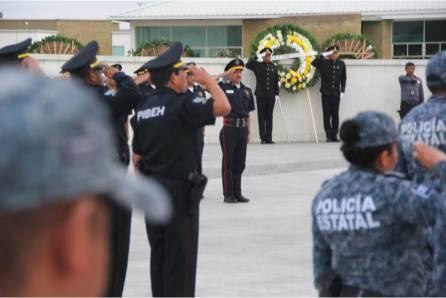 Rinde SSPH homenaje póstumo a director de la Policía de Cuautepec4
