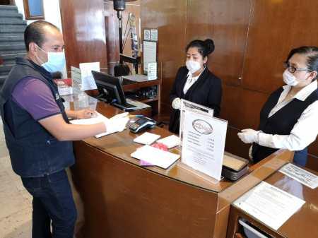 Supervisan establecimientos para constatar el cumplimiento de medidas de prevención para COVID-19