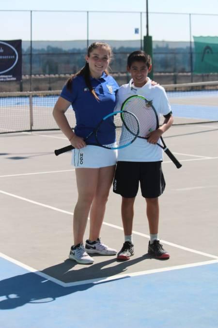 Tenis clasifica a cuatro atletas a los nacionales CONADE 2020