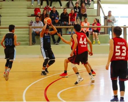 Tiro con arco y basquetbol clasificados a los macro regionales2