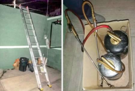 Tres detenidos por SSPH tras presuntos robos en viviendas