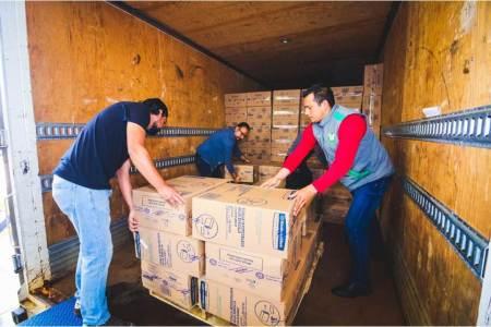 Abastece IMSS hospitales ordinarios y de bienestar en Hidalgo