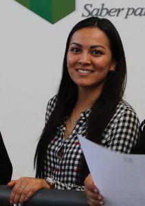 Alumna de El Colegio del Estado de Hidalgo presenta su examen de grado vía online
