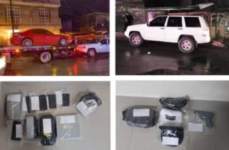 Aseguran C5i y Policía Estatal a 6 individuos tras presunto asalto a autobús en Tula1