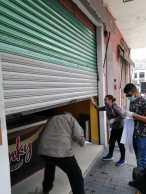 Cero tolerancia a establecimientos no esenciales en Pachuca