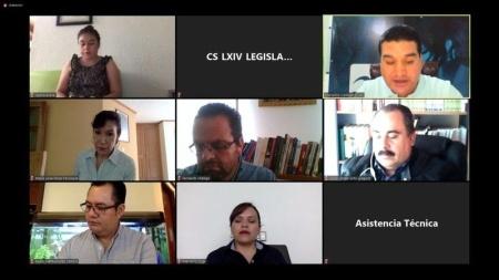 Dejar atrás intereses de grupo y continuar el trabajo legislativo, Junta de Gobierno de LXIV Legislatura de Hidalgo