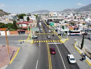 Gobierno del Estado concluye obra de rehabilitación del viaducto Rojo Gómez1