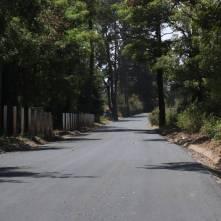 Gobierno del Estado continúa con la rehabilitación carretera en Acaxochitlán 1