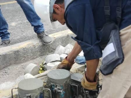 Laboratorio de control de calidad evalua más de 2 mil millones de pesos en obras 2