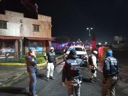 Por COVID-19 cierran temporalmente bares y centros nocturnos en Santiago Tulantepec