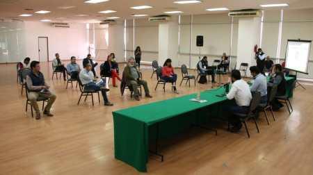 Positiva reunión de trabajo de diputados de Morena con titulares de Salud y de Políticas Públicas, para atender la emergencia por COVID-19