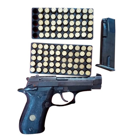 Previene SSPH delitos de alto impacto; detiene a dos hombres armados2