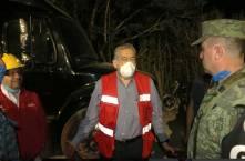 Secretario de Gobierno sostiene reunión con autoridades que participan en labores de control y mitigación de incendio5