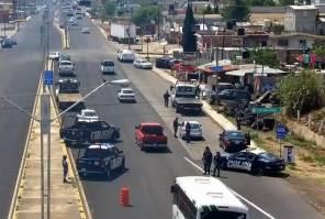 Acciones de reducción vehicular en Hidalgo, con supervisión para evitar irregularidades