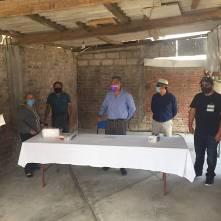 Alcalde de Tizayuca inaugura pavimentación hidráulica en la colonia Emiliano Zapata2
