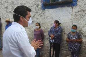 Ante medidas sanitarias, Ayuntamiento de Zempoala continúa con la implementación de ayuda y orientación a vecinos