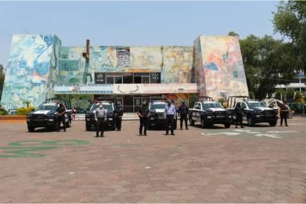 Ayuntamiento de Tizayuca adquiere cinco nuevas unidades para Seguridad Pública4