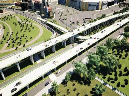 cambios en la circulación sobre los carriles centrales del Bulevar Felipe Ángeles2