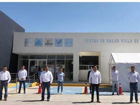 Caravanas de la Salud, fortalecen los Equipos de Respuesta Inmediata COVID-19