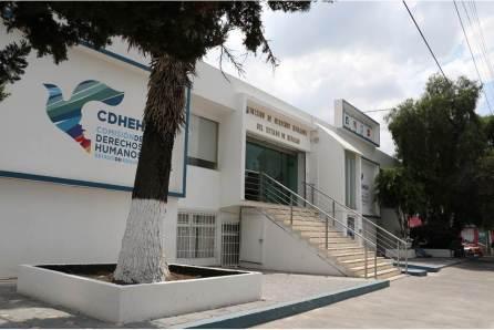 Comisión de Derechos Humanos del Estado de Hidalgo (CDHEH)