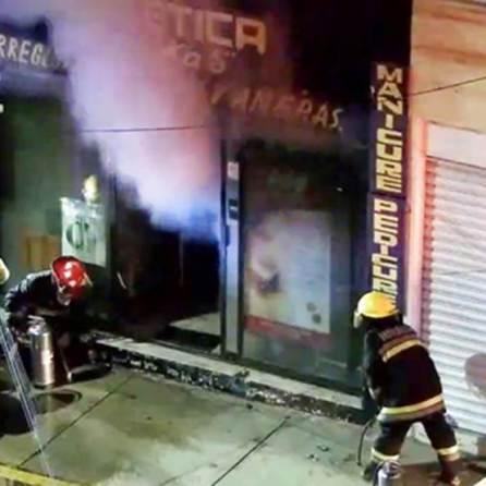 Con videovigilancia del C5i y atención oportuna de Bomberos, contienen incendio en Pachuca