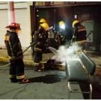 Con videovigilancia del C5i y atención oportuna de Bomberos, contienen incendio en Pachuca2
