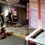 Con videovigilancia del C5i y atención oportuna de Bomberos, contienen incendio en Pachuca4