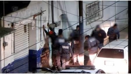 Con videovigilancia, previenen C5i Hidalgo y Policía Estatal actividades delictivas