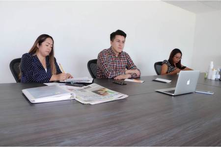 Coordina Hidalgo estrategias con transparencia mexicana