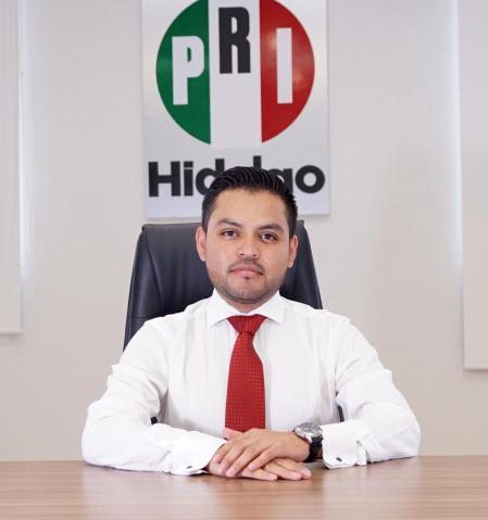 """""""El PRI de Hidalgo, cuenta con un gran ejército digital"""", Jhony Neri"""