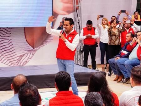 """""""El PRI de Hidalgo, cuenta con un gran ejército digital"""", Jhony Neri2"""