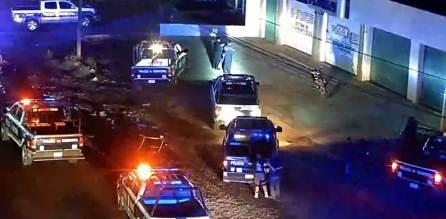 En intentos de robo, caen 4 con videovigilancia del C5i y operativos policiales