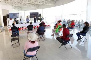 Entregan en Tizayuca el Programa de Asistencia Alimentaria a Familias en Desamparo