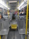 Fluida y sin contratiempos la movilidad de pasajeros, en trasporte masivo yconvencional